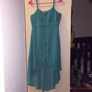"""""""FOREVER21"""" high low dress 👗"""
